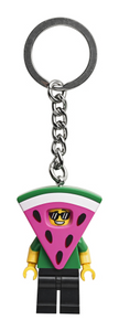 Keychain Watermelon Guy