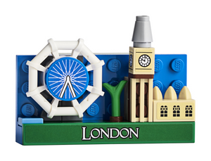 London Magnet Build