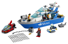 Load image into Gallery viewer, Police Patrol Boat