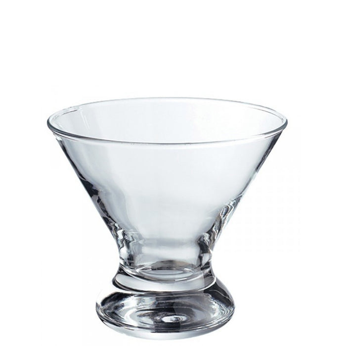 Bolero Stemless Martini Glass (7.5oz)