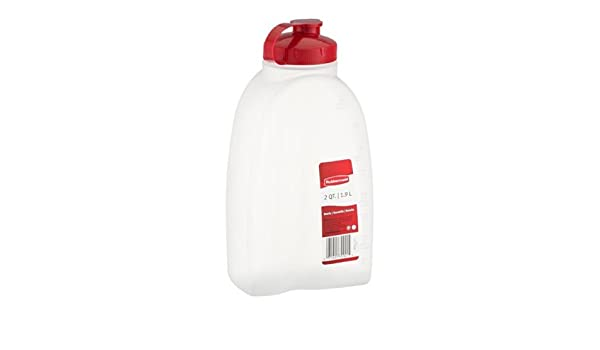 2QT. Mixermate Bottle