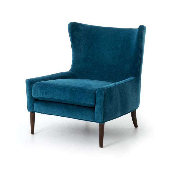 Marlow Wing Chair-Bella Bayou
