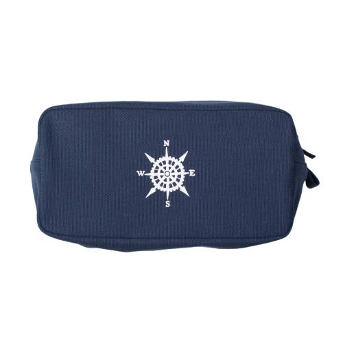Compass Dopp Kit-Navy
