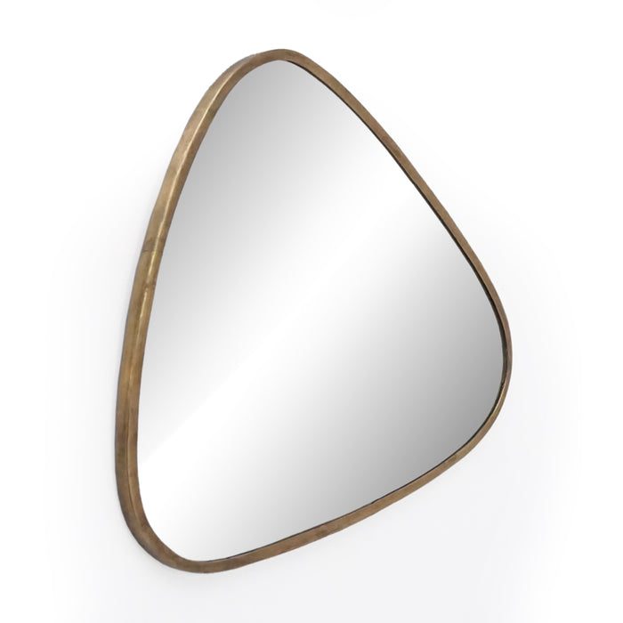 Brinley Triangle Mirror