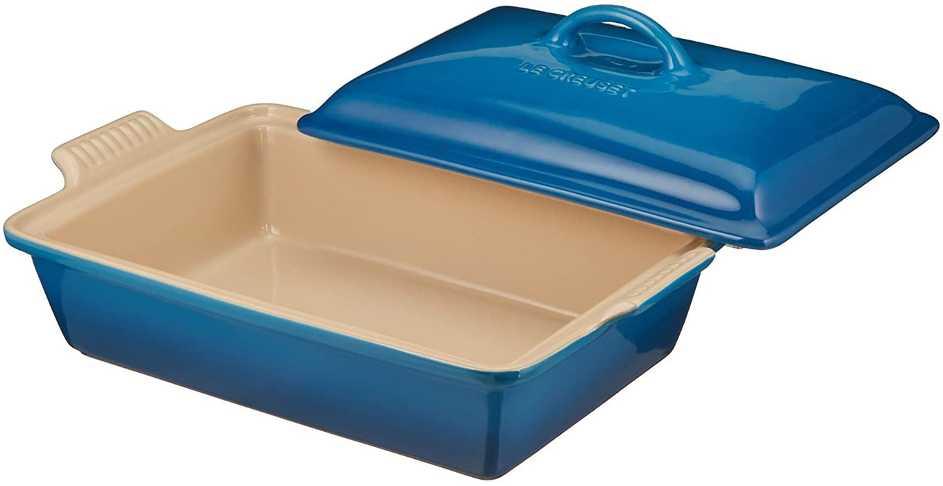 Covered Casserole Dish-Marseille