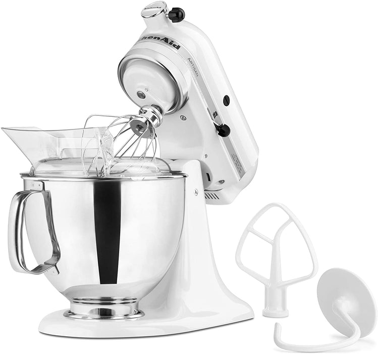 5QT. KitchenAid Stand Mixer-White