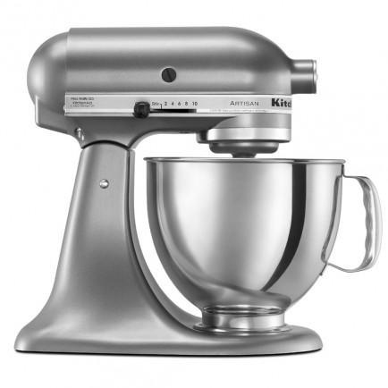 5QT. KitchenAid Stand Mixer-Countor Silver