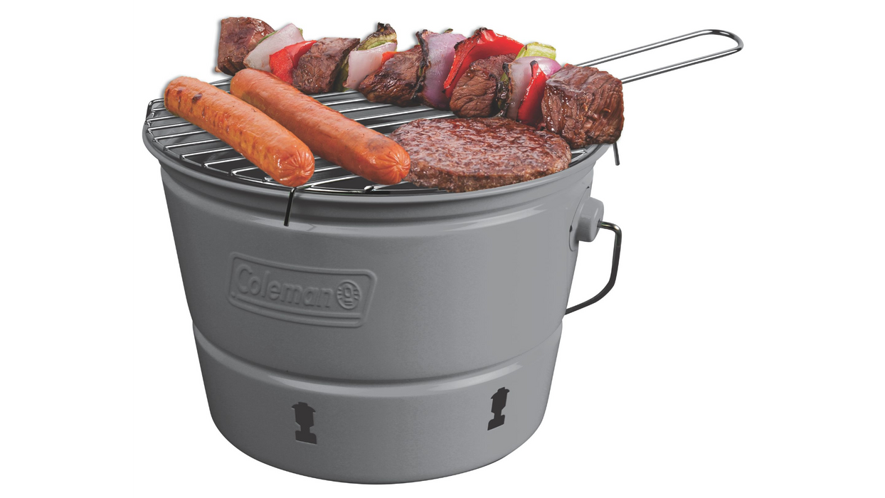 Party Pail Charcoal Grill