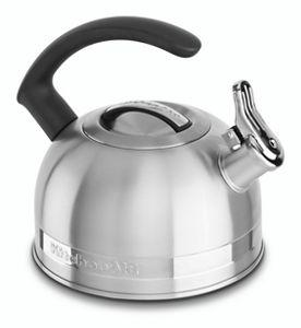 2QT. Stainless Steel Kettle