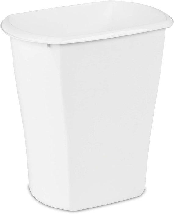 3 Gallon Rectangular Basket-White