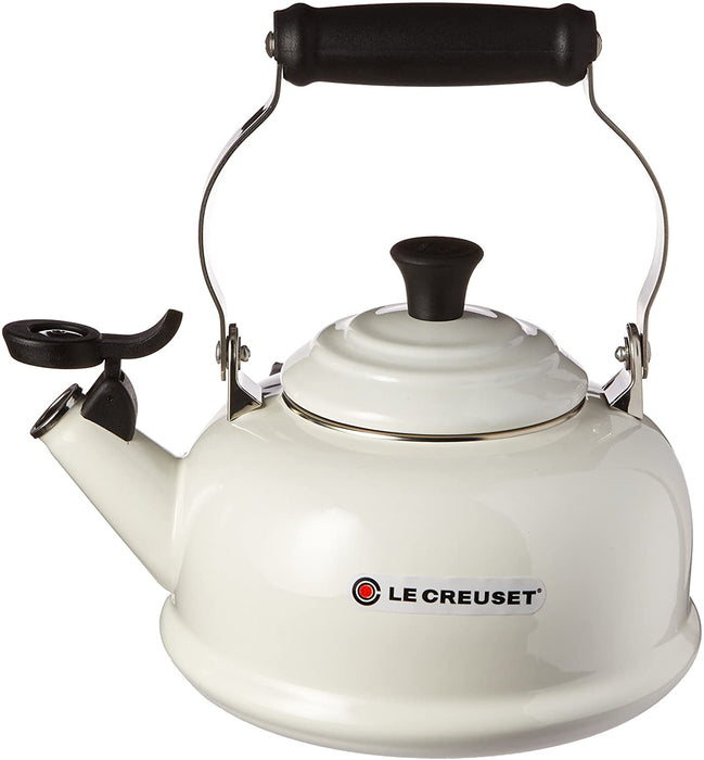 Classic Whistling Kettle-White