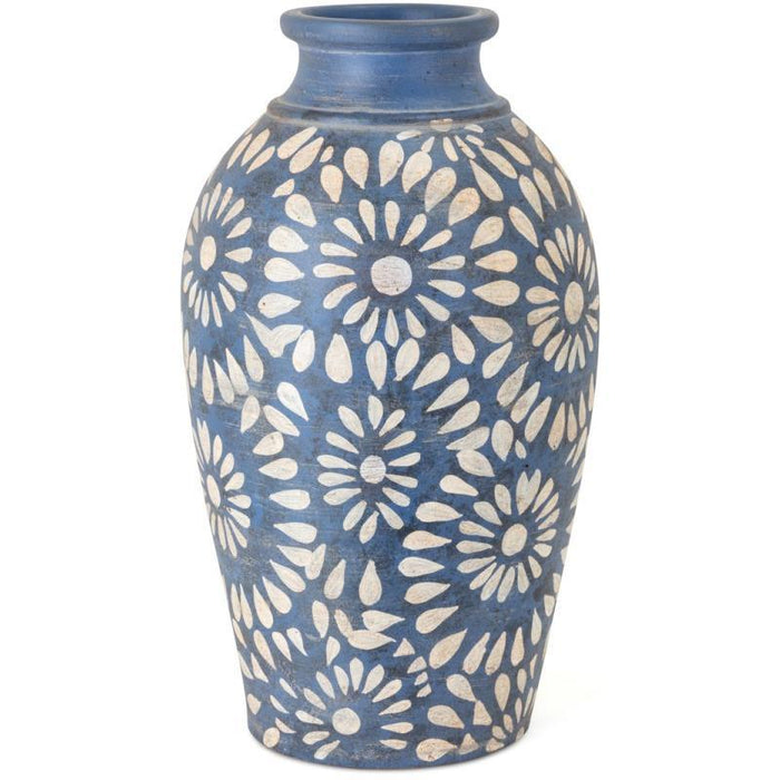 Margarite Large Earthenware Vase