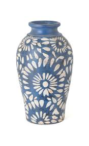 Margarite Small Earthenware Vase