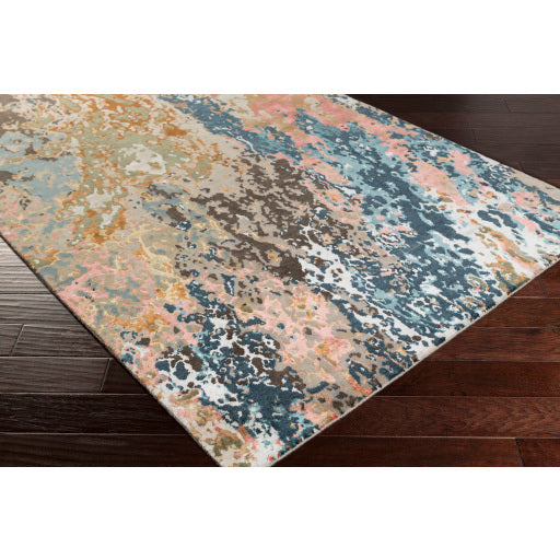 Chemistry Multi Color Rug