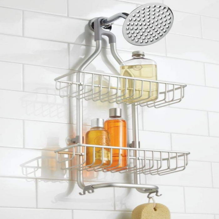 Metro Aluminum Shower Caddy