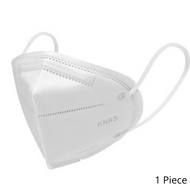 5 x HIGH-QUALITY KN95 PROTECTION & SAFETY MASK WITH COMFORTABLE RESPIRATORY DESIGN