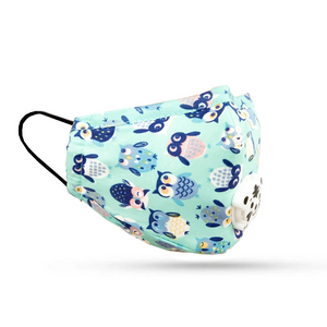 FOREST - KIDS REUSABLE FACE COVERING