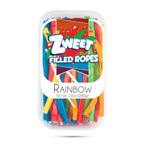 Zweet Filled Sour Ropes, Rainbow