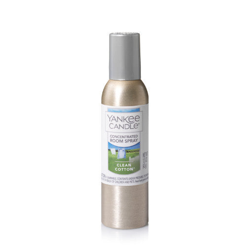 Yankee Candle Room Spray, Clean Cotton