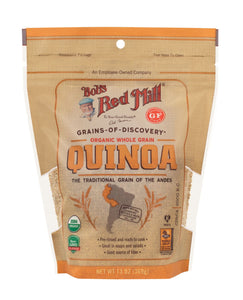 Bob's Red Mill Organic Whole Grain Quinoa