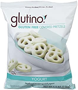 Gluten Free Covered Pretzels, Yogurt Flavored, 5.5oz