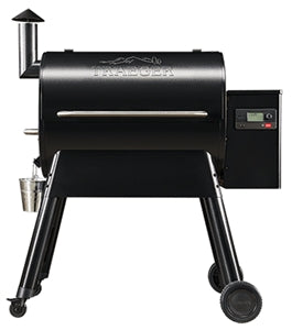 Traeger Pro 780 Series Pellet Grill, 30 in W Cooking Surface, 19 in Primary, 7 in Secondary D Cooking Surface