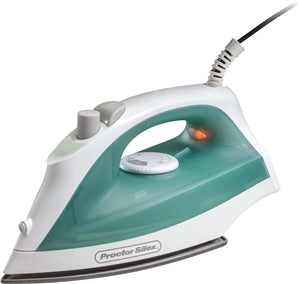 Steam Iron, White
