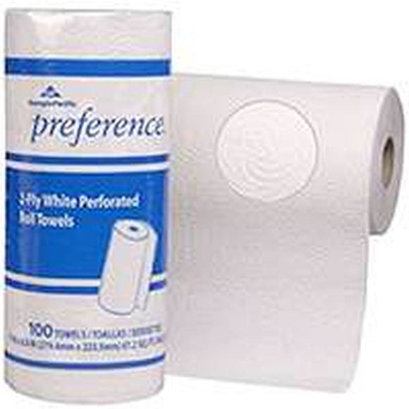 NORTH AMERICAN PAPER Paper Towel, White