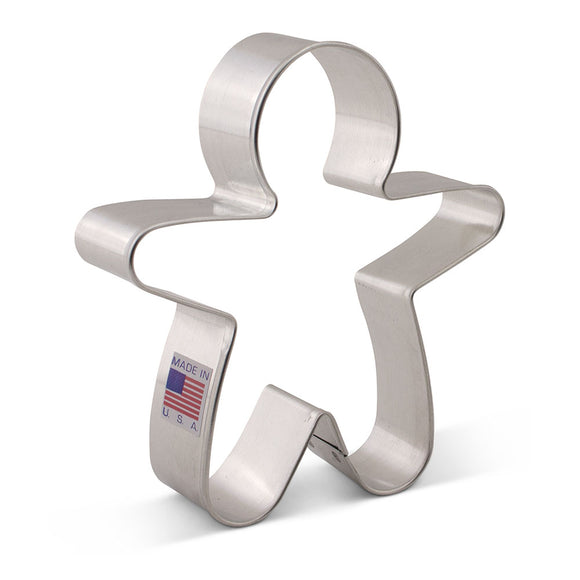 Ann Clark Cookie Cutter, Gingerbread Boy