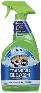 Scrubbing Bubbles Foaming Bleach Cleaner, 32 oz Bottle