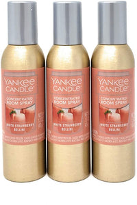 Yankee Candle Room Spray, White Strawberry Bellini