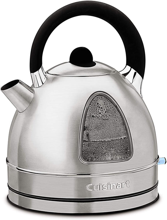Cuisinart Cordless Electric Kettle, Silver