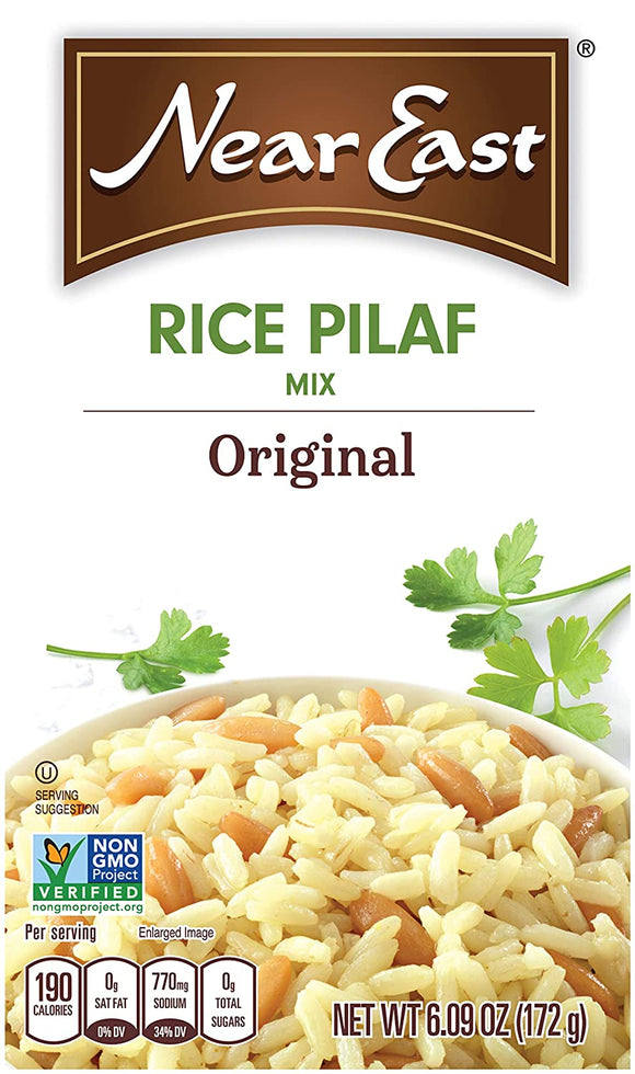 Near East Rice Pilaf Mix, Original, 6.09 oz