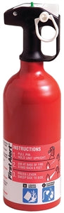 First Alert Home Fire Extinguisher, 1.4 lb Capacity
