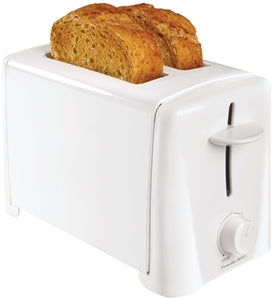 Electric Toaster, White