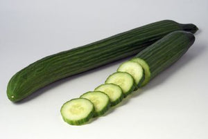 Cucumbers, Hot House, Each