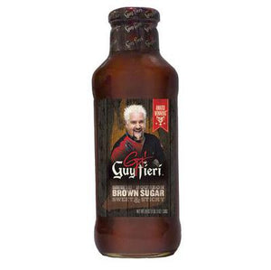 Guy Fieri's Bourbon Brown Sugar BBQ Sauce