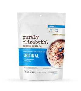 Purely Elizabeth Superfood Oatmeal, Original