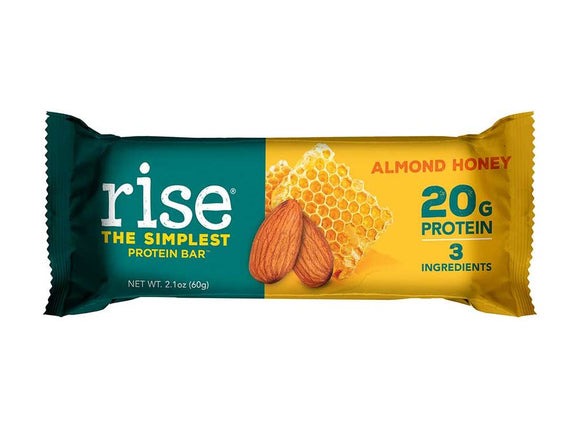 Rise Protein Bar, Honey Almond