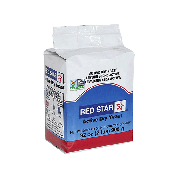 Red Star Active Dry Yeast, 2lbs