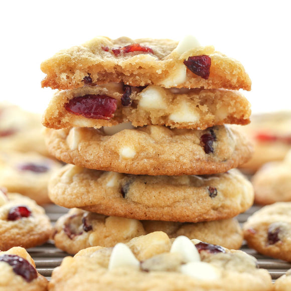 Piacentino Farms Yuna's Cookies, Cranberry White Chocolate, Pack