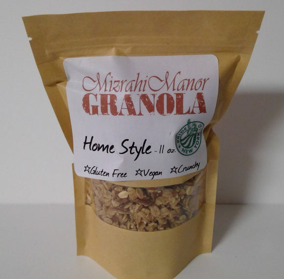 Mizrahi Manor Farm Granola, Homestyle