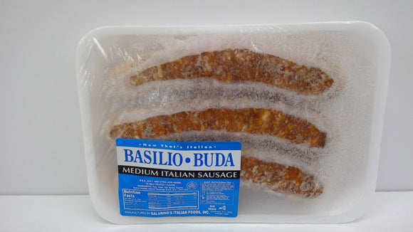 Medium Italian Sausage, One pound