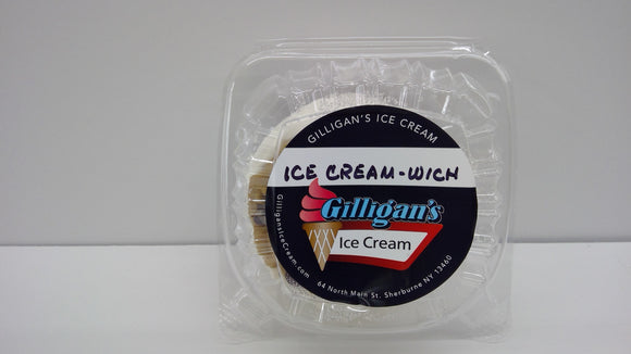 Gilligan's Ice Cream-wich