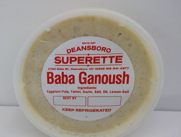 Deansboro Superette Babaghanoush 16oz