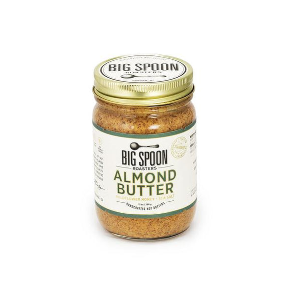 Big Spoon Roasters Almond Butter