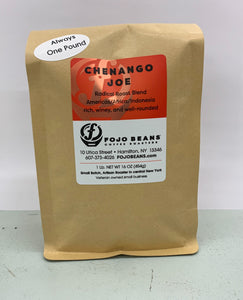 Fojo Beans Coffee Chenango Joe, 1 lb