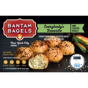 Bantam Everything Bagel