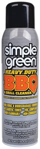 Simple Green 0310001260014 BBQ and Grill Cleaner, 20 oz Aerosol Can