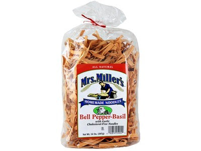 Bell Pepper-Basil Noodles 14oz